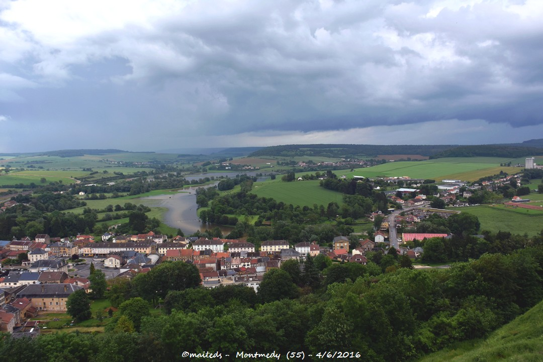 Autour de Montmédy - Meuse