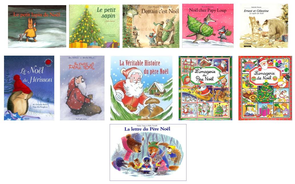 Albums et documentaires sur le thème de Noël