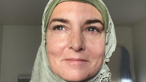 Sinead O'Connor se convertit à l'islam