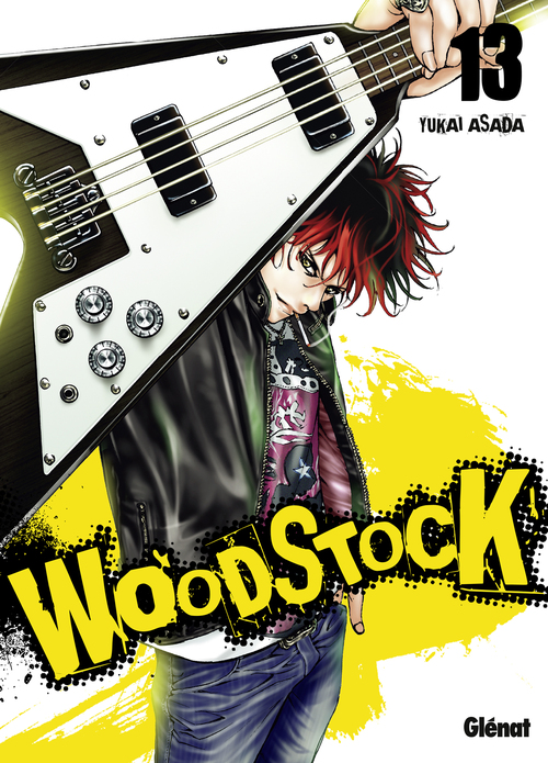 Woodstock - Tome 13 - Yukai Asada