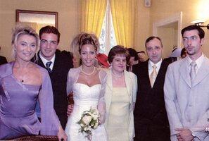 30 juin 2000 : Sheila marie son fils...