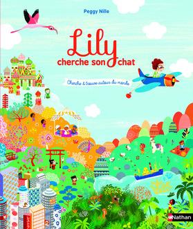 """""""Lily cherche son chat"""" aux éditions Nathan"""