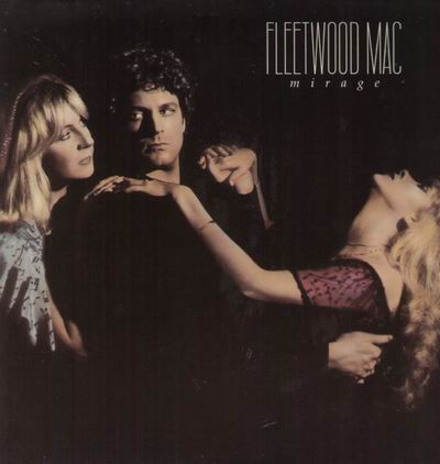 Fleetwood Mac - Mirage - Album - 1982