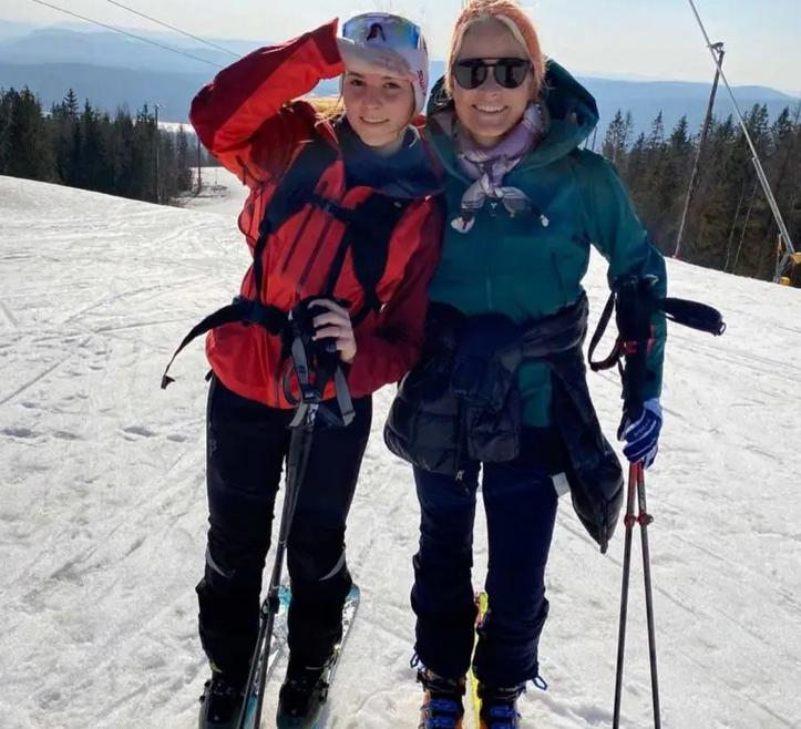 Mette Marit s'est cassée le coccyx au ski
