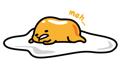 gudetama the lazy egg