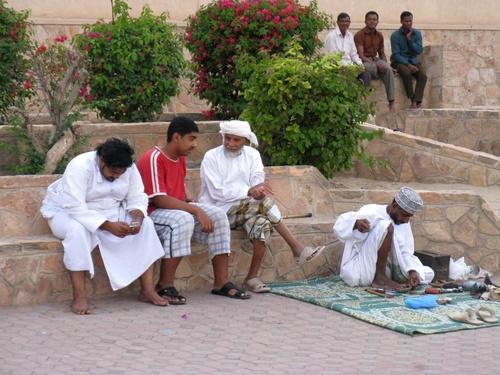 Oman Forts de Bhala et Nizwa