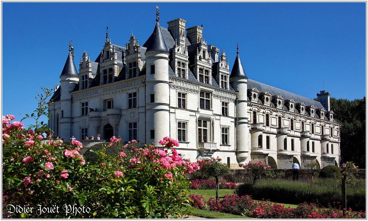 (37) Indre et Loire - Chenonceaux (1) - Château de Chenonceau