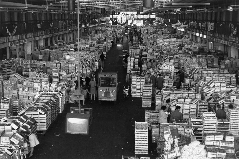 le marché de Rungis à 50 ans