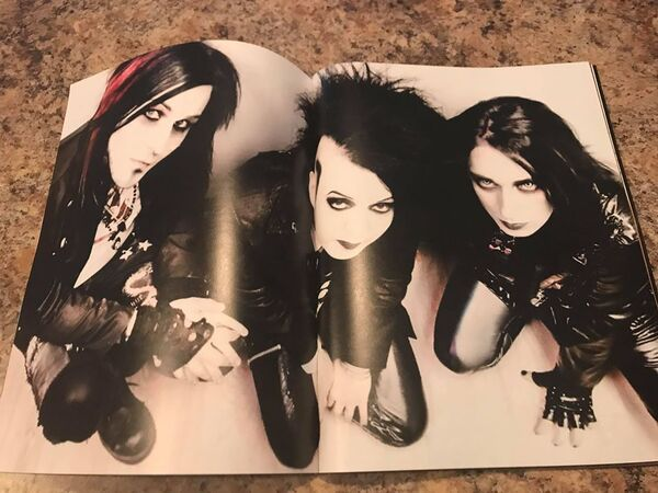 World of Goth Magazine