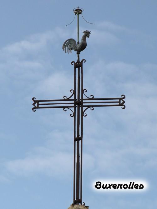 Les coqs de clochers du canton de Recey sur Ource, photographiés par Michel Massé...
