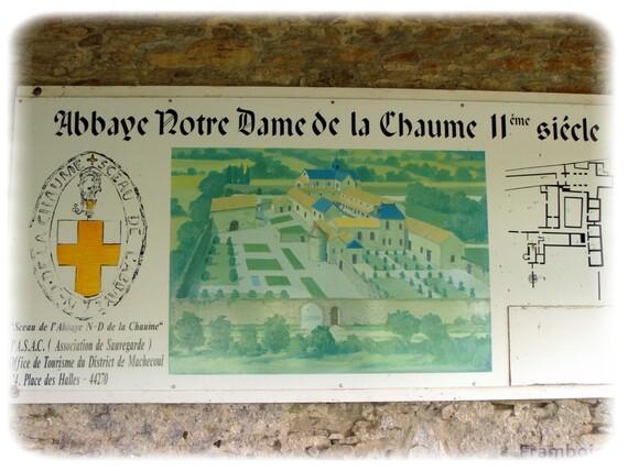 Abbaye de la Chaume à Machecoul