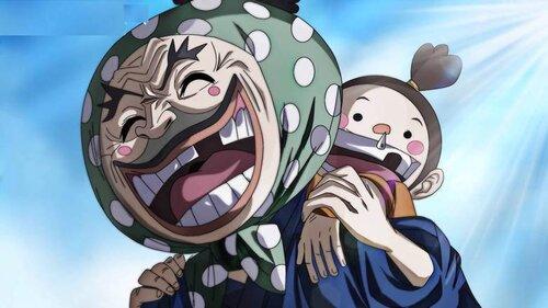Spoils du Scan One Piece Chapitre 942 VF