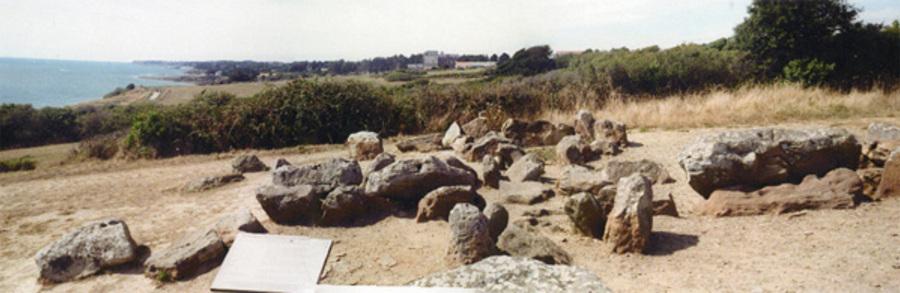 Dolmen du Prédaire