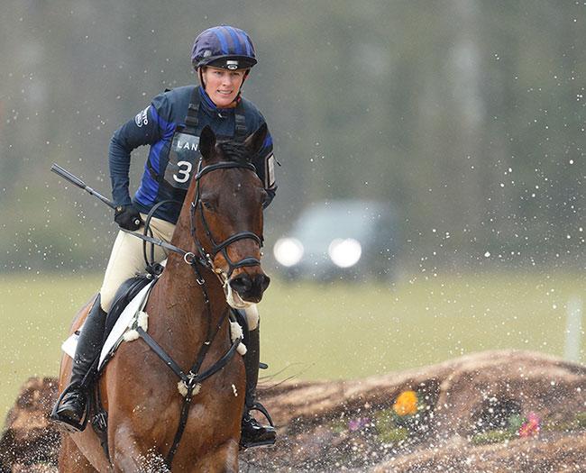 Gatcombe horse trials