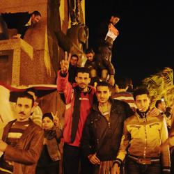 * J-C L : Alexandrie en révolution (25 janvier au 12 février 2011)