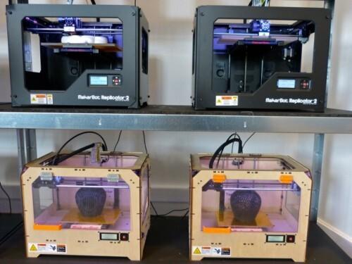 imprimante 3D BHV 4