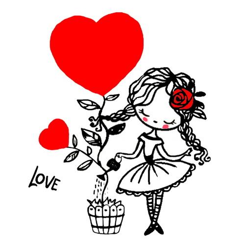 Fille love