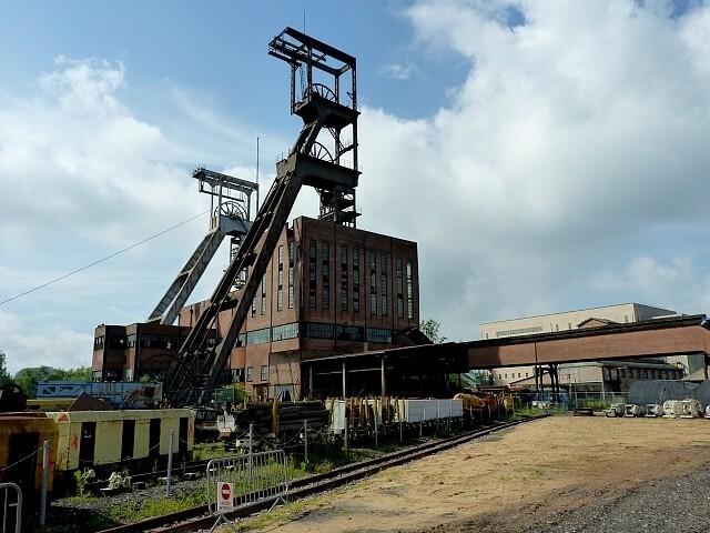 Le musée Les Mineurs Wendel 10 Marc de Metz 01 10 2012