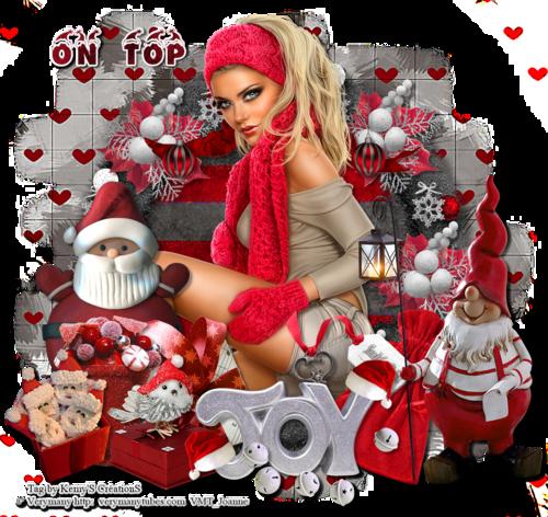Snags Santa Claus