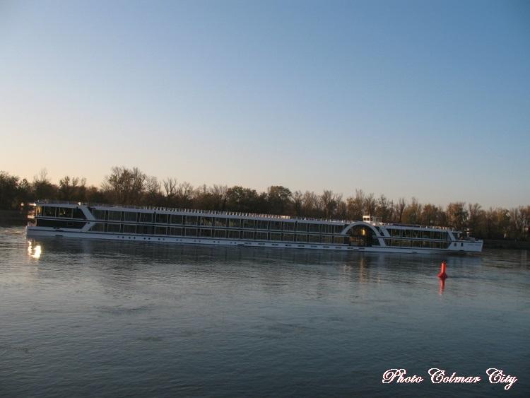 Allemagne : Au bord du Rhin
