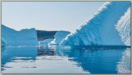 L'indigestion de glaces dans le cimetière d'icebergs de Savissivik commence ... - Groenland