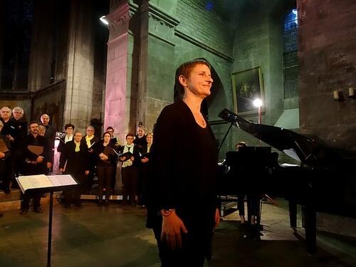 Le Choeur de Haute Côte d'Or a ravi les amateurs de belle musique, à l'église Saint-Nicolas de Châtillon sur Seine...