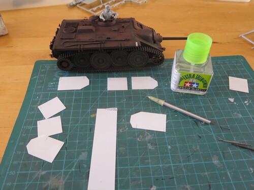 Du paper panzer pour changer