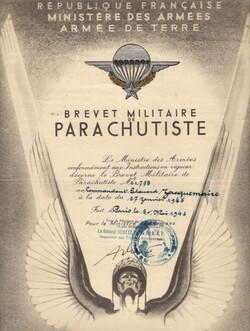 * Trésor d'archives...annotation par le colonel Pierre Granier - Ancien du B.M.24 et d'Obenheim