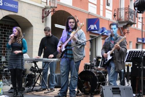Fête de la musique - Albertville - Juin 2010