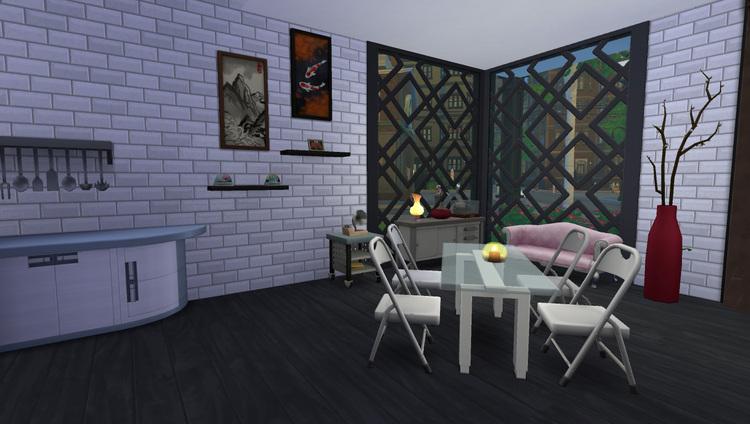 Sims 4, la copropriété du Vieux sel