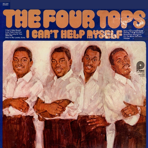 "The Four Tops : Album "" I Can't Help Myself "" Pickwick Records SPC 3381 [ US ]"