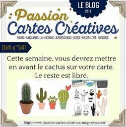 Passion Cartes Créatives #541 !