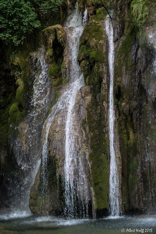 Les tufs et la cascade - 3 - fin
