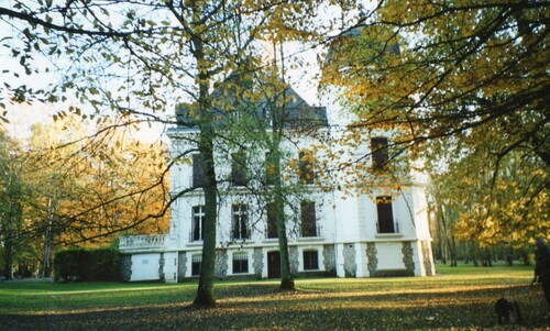 VOIR INTERIEUR du Chateau