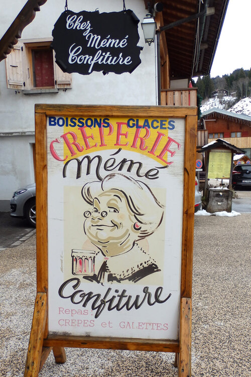Balade aux Gets