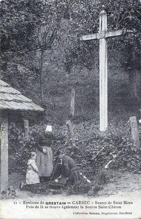 Cartes postales anciennes du village