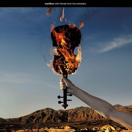 MARILLION - Un nouvel extrait de l'album With Friends From The Orchestra dévoilé