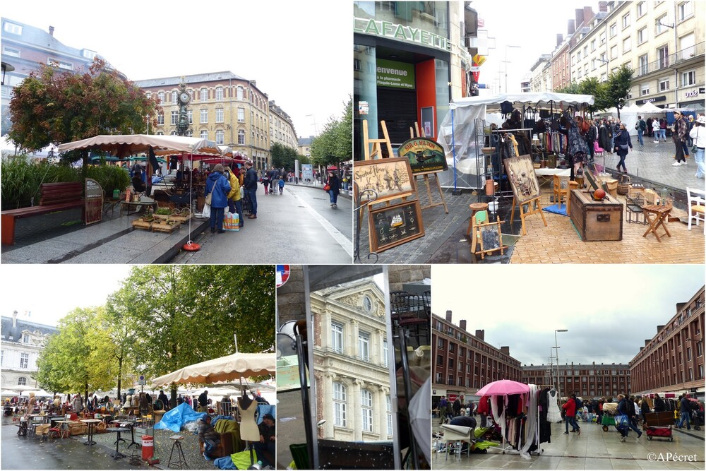 Amiens, une ville toujours en fête