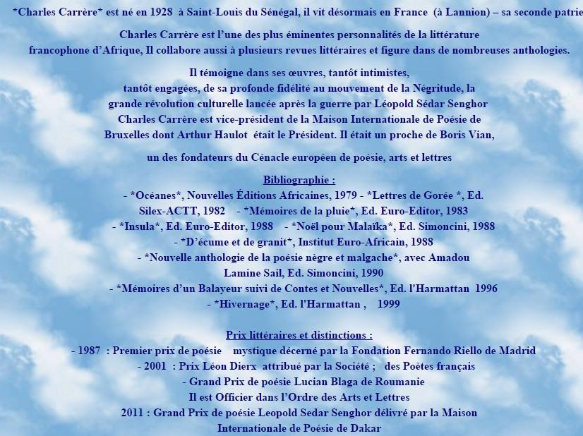 CV Charles Carrère