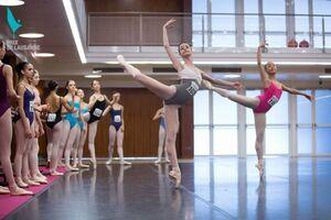 dance ballet class ballet lauzanne ballet