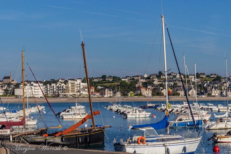 Bretagne : Erquy le village