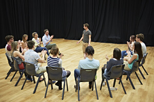 dance ballet class theatre actor scenes acting