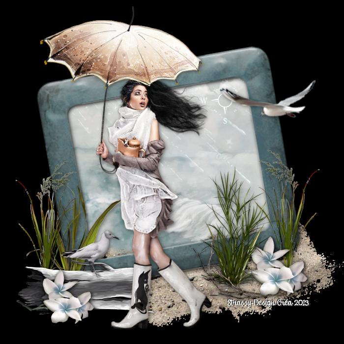 Parapluie - Chez Pacha