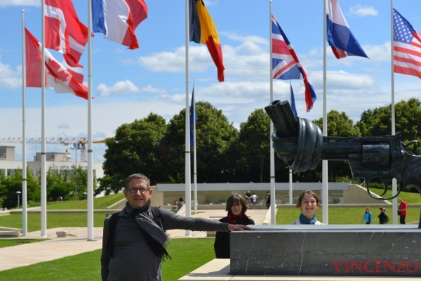 Normandie caen memorial