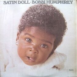 Bobbi Humphrey - Satin Doll - Complete LP