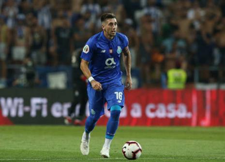 Nouveau maillot Porto 2019 Troisieme