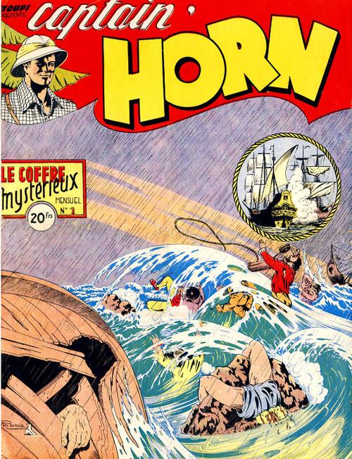 Captain Horn.
