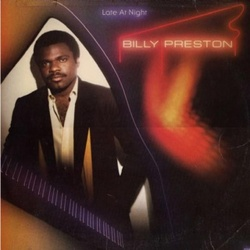 Billy Preston - Late At Night - Complete LP