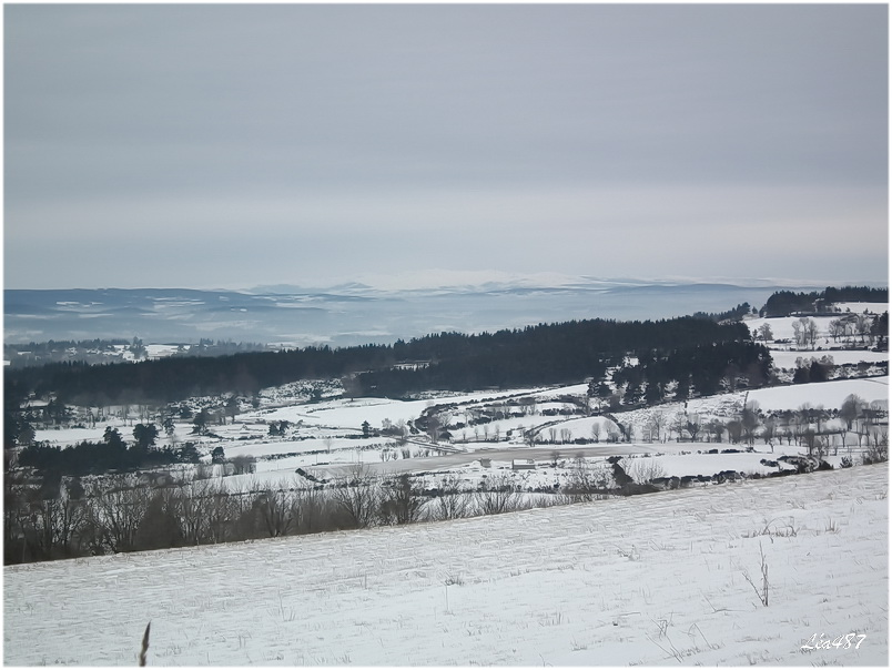 Le froid, la neige