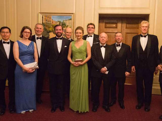 75e anniversaire de l'association « The Luxembourg Society »